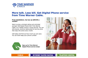 Digital Phone – TWC